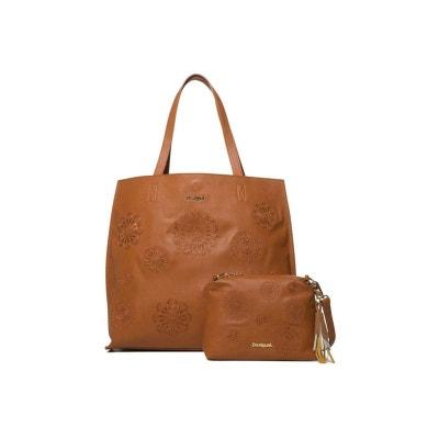 06a1633d2284 sacs portés main polyuréthane sacs portés main polyuréthane DESIGUAL