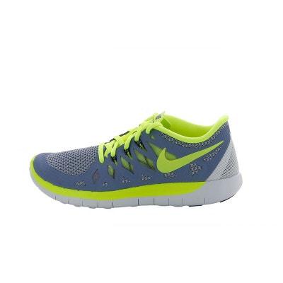 new styles 2a1b0 a59ec Basket Nike Free 5.0 (GS) - 644428-403 NIKE
