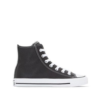 2736c2871 Zapatillas de caña alta CTAS Hi de piel Zapatillas de caña alta CTAS Hi de  piel