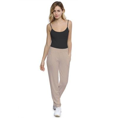 nouvelle collection nouvelle collection nouveau style de Pantalon droit fluide femme | La Redoute