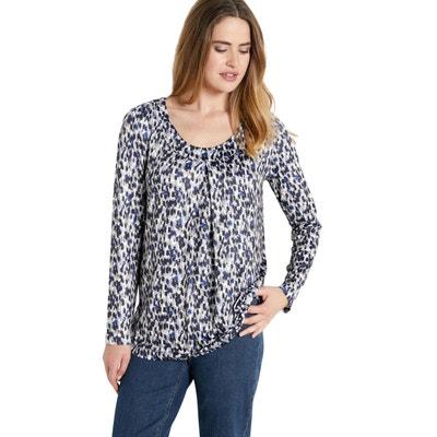 100% authentic new authentic great deals 2017 Tee shirt tunique femme | La Redoute