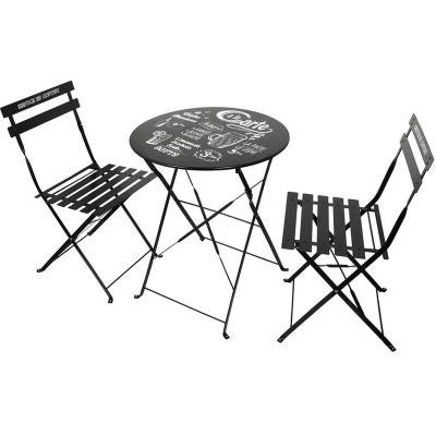 Table De Et Chaise Pour BalconLa Jardin Redoute iPZXukO