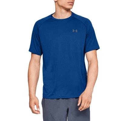 T-shirt Tech ronde hals en korte mouwen T-shirt Tech ronde hals en korte mouwen UNDER ARMOUR