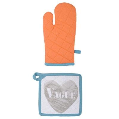 Lavande Ensemble gant et manique