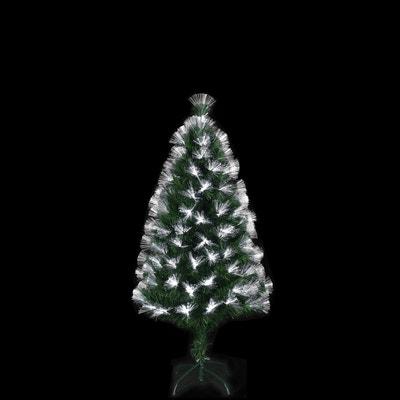 Feerie Christmas Tapis pour Sapin de No/ël en Fourrure Diam 90 cm Gris