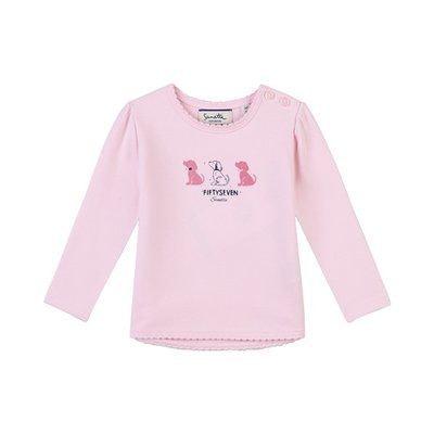 9f2da1c747a58 Sanetta Sweat-shirt chiens T-shirt bébé vêtements bébé Sanetta Sweat-shirt  chiens