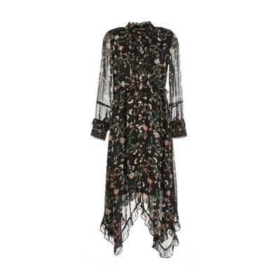 Rene derhy robe soiree