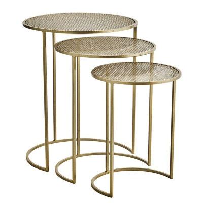 Petites Tables Basses Gigognes La Redoute