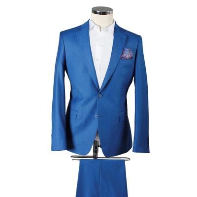 Costume Homme Torino modern fit laine viscose Noir VERSACE 19.69 7c94c0e0d7b