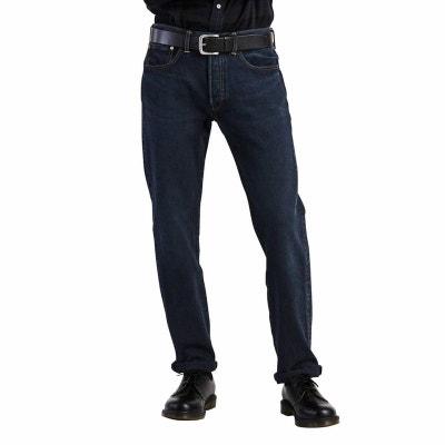 5d3e214a67c65 Jean 501 Original fit Dark Hours en coton stretch Jean 501 Original fit  Dark Hours en
