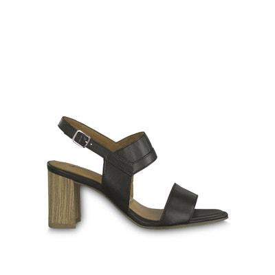 944e9605a Dalina Leather Sandals TAMARIS