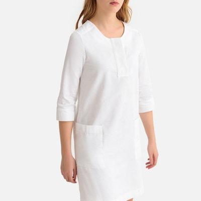 Robe Blanche Pas Cher La Redoute