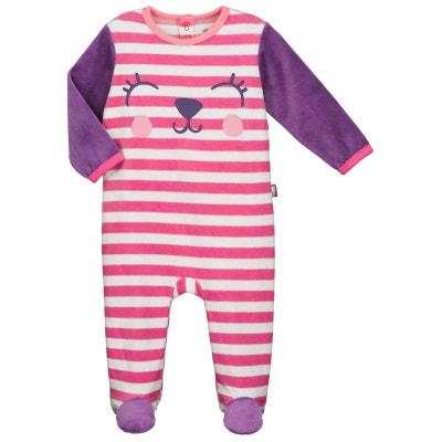 2841f7e6ef6f5 Pyjama bébé fille 0-3 ans Petit beguin