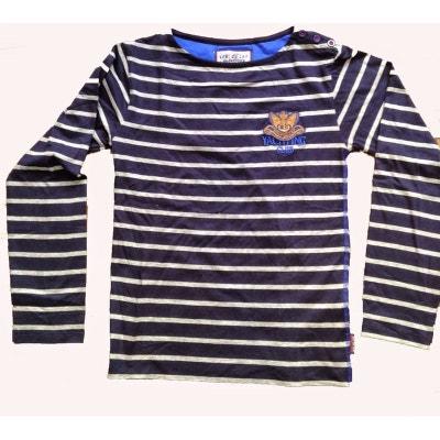 b7345a52fc109 Longues Garcon 16 Manches AnsLa Tee Shirt Redoute XPkOZiu
