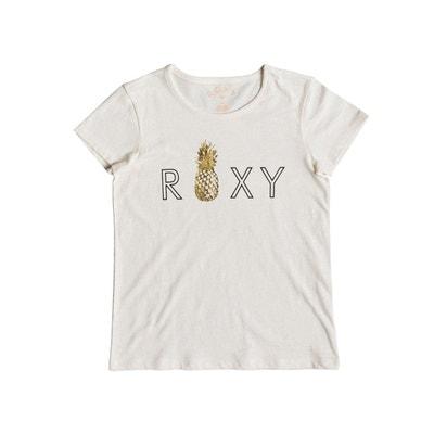 T-shirt imprimé devant 8-16 ans T-shirt imprimé devant 8-. ROXY 47ff719e14c