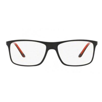 Lunettes de vue pour homme STARCK EYES Noir Mat SH 1365X 0020 53 15 Lunettes 9ff7829a5296