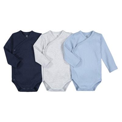 S/äuglings Baby Junge Kleidung Neugeborene Langarm Bodysuit Hose Hut 3 St/ück Outfit Set Outfitt Mamas Boy