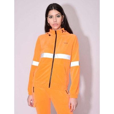 Jogging orange femme | La Redoute