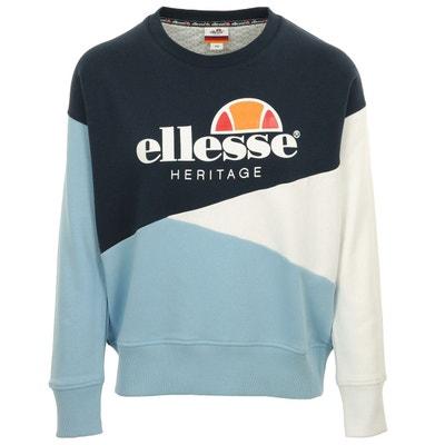 Sweat westport full zip hoody wn's gris Ellesse | La Redoute