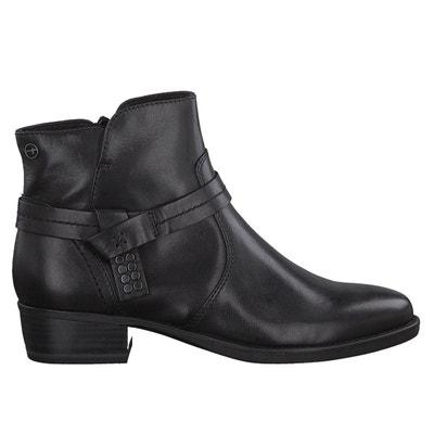 cefda52ddb0852 Boots cuir Marly Boots cuir Marly TAMARIS