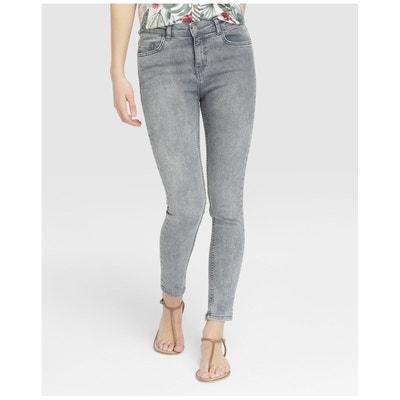 64a9a8851e516 Pantalon skinny gris Pantalon skinny gris FORMULA JOVEN