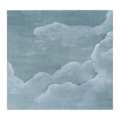 Vtwonen Papier Peint Intissé Digital Cloud Bleu 300 X 300 Cm Nuages GRAHAM  ET BROWN