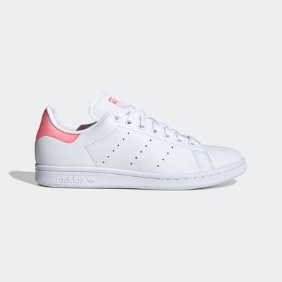 adidas stan smith femme rose et blanc