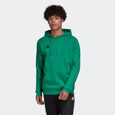 sweat capuche hommes adidas vert