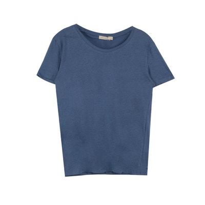3cc35ac75bb T-shirt fluide manches courtes ABBY ARTLOVE