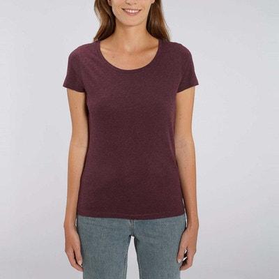 6cc05f14c99b0 Tee shirt manches courtes col rond coton bio Cabarete MADE IN BIO