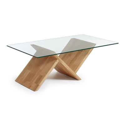 Verre Basse Table Bois Et RectangulaireLa Redoute TF1JlKc