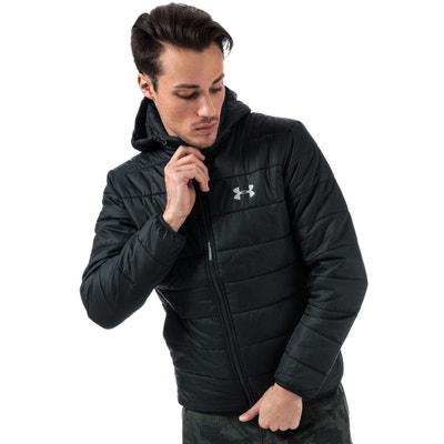 Manteau classe homme capuche
