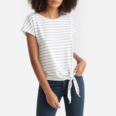 T-shirt rayé, manches courtes T-shirt rayé, manches courtes BEST MOUNTAIN