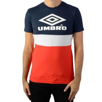 c53fb246663ce T-shirt   Débardeur COTON Homme T-shirt Coton Big Logo Street UMBRO