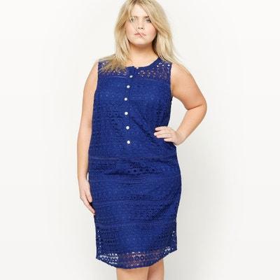 Vestidos azul electrico