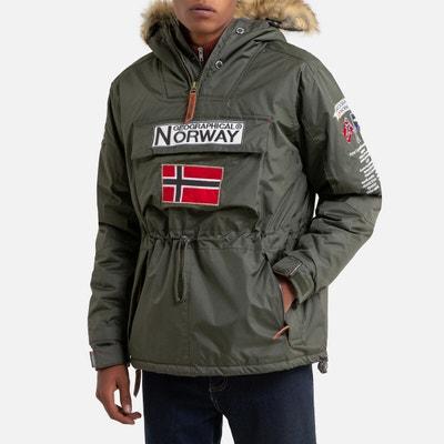 Geographical Norway Winterjacke f/ür Jungen Parka H-223