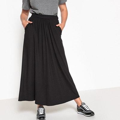 Jupe longue noire | La Redoute