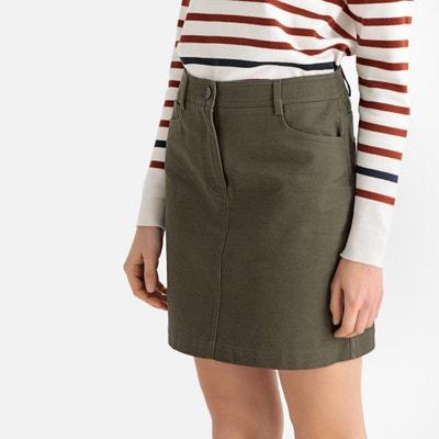 40f81ddc897c Short Straight 5-Pocket Skirt Short Straight 5-Pocket Skirt LA REDOUTE  COLLECTIONS