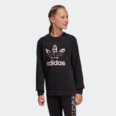 100% genuine official photos sold worldwide Sweat fille adidas Originals | La Redoute