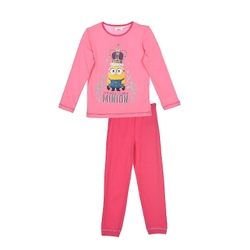 Pijama de manga larga 3-8 años