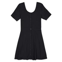 Vestido de manga corta de algodón orgánico 10-18 años