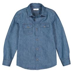 Camisa vaquera 3-12 años