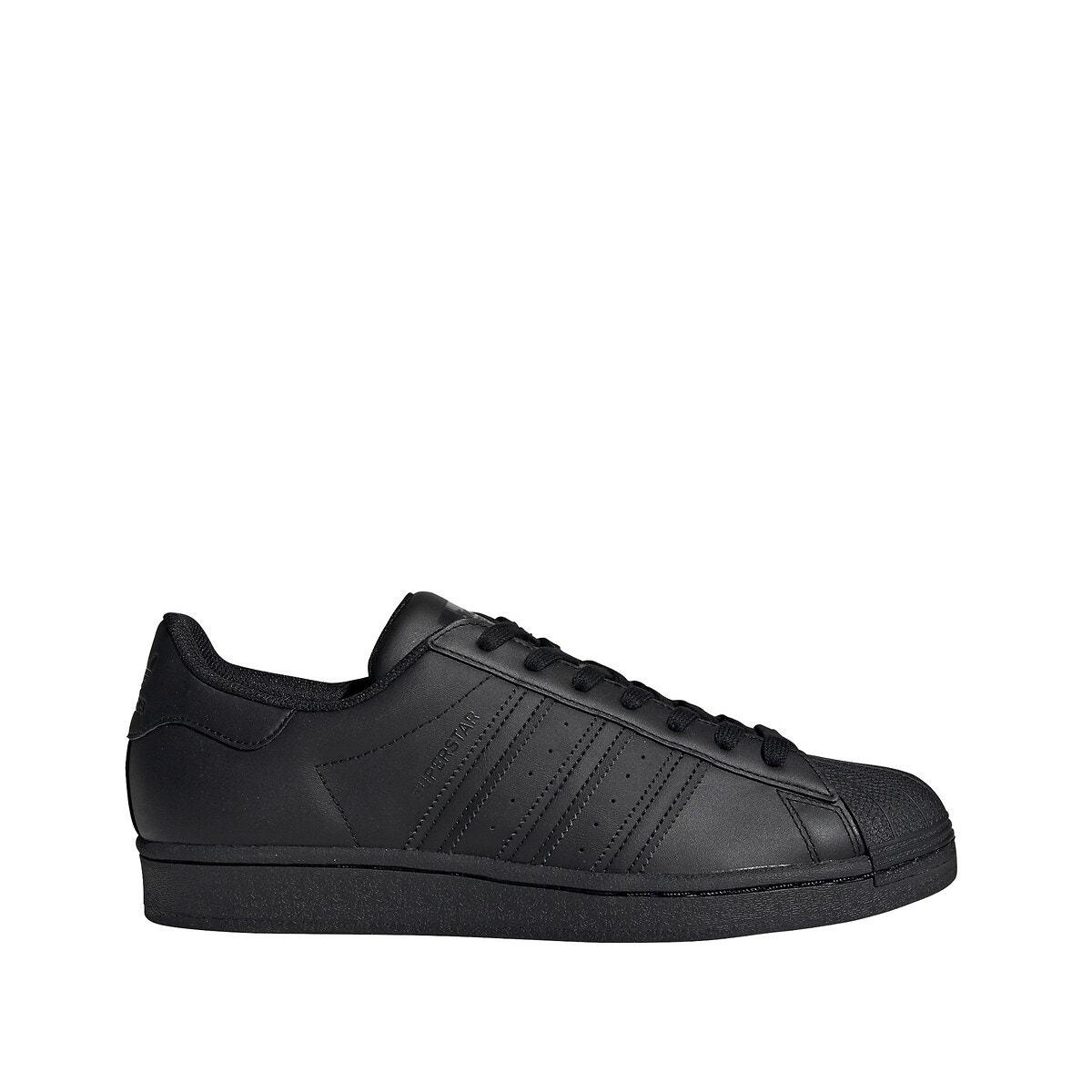 Adidas superstar noir homme   La Redoute