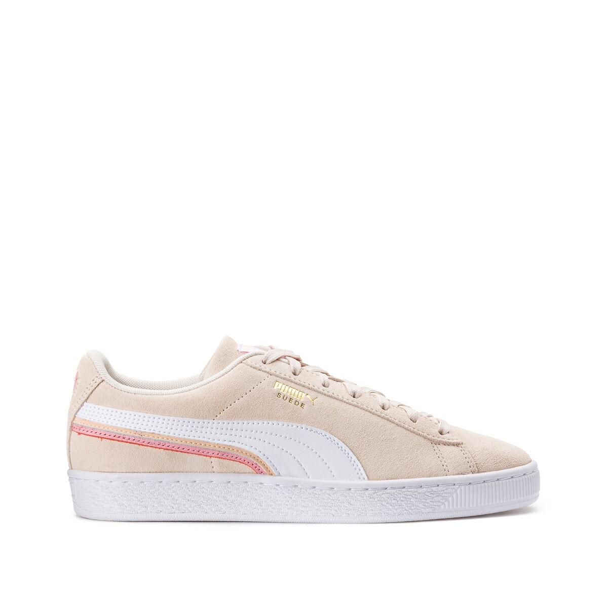 Chaussures puma femme roseLa Redoute