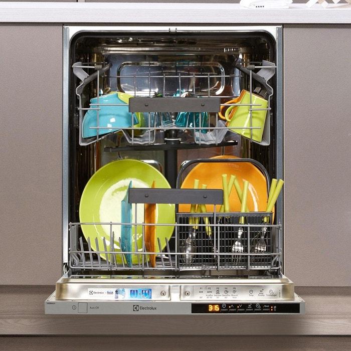 lave vaisselle encastrable electrolux ex esl5334lo couleur unique electrolux la redoute. Black Bedroom Furniture Sets. Home Design Ideas