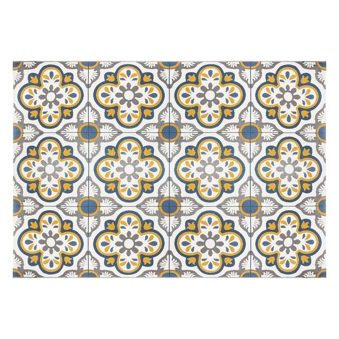 Tapis Exterieur Interieur Mosaiq 100x150 Multicolore Atmosphera