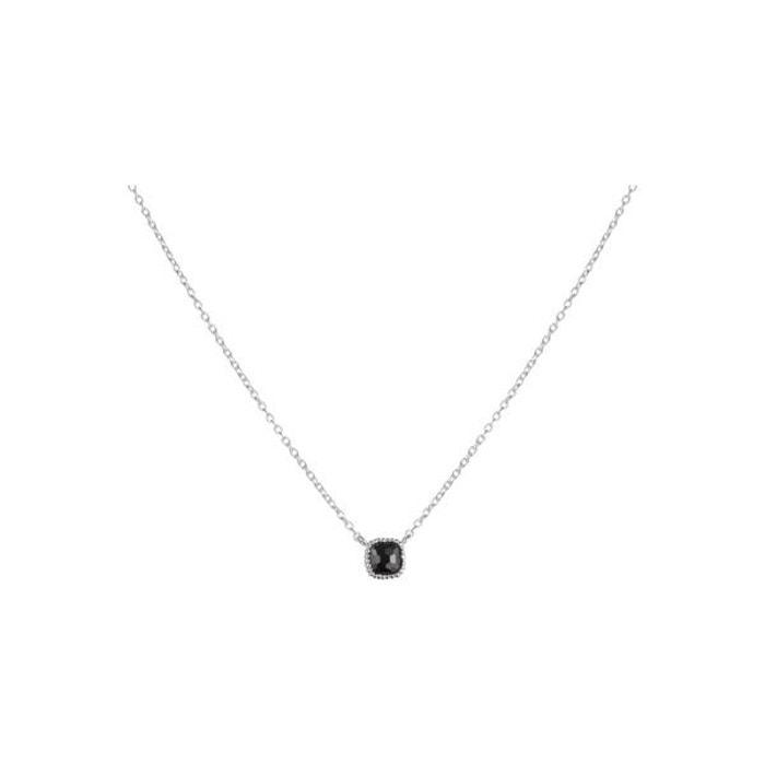 Collier ras de cou sissi mademoiselle en argent 925, noir, 2g noir Clio Blue | La Redoute