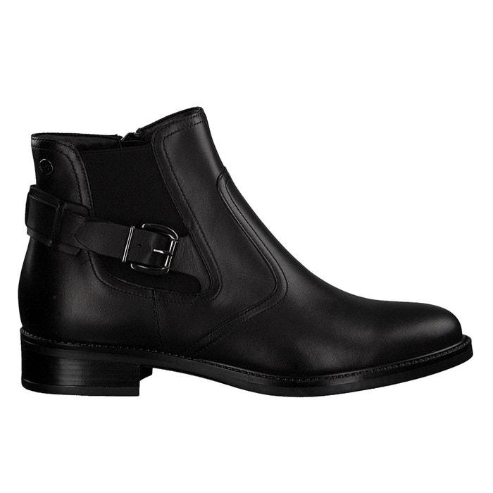 Boots pelle Jessy  TAMARIS image 0