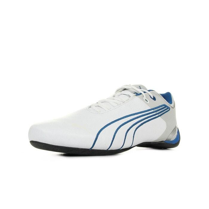 Puma future cat m2 weave chaussures mode sneakers homme cuir blanc bleu  Puma  La Redoute