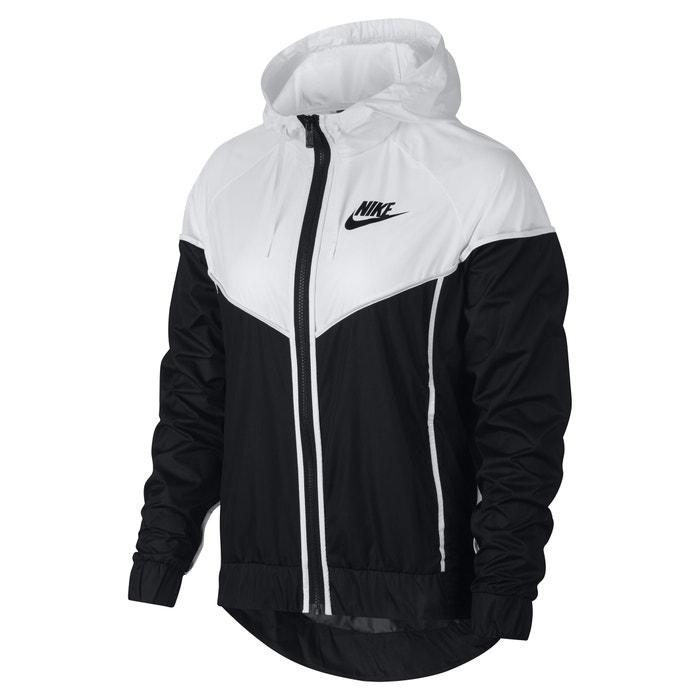 7f8c698ea0ef Sportswear short hooded mid-season windcheater